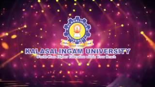 Kalasalingam University Sponsored SINGARA SINGER program in Hello FM