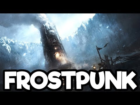 Frostpunk Gameplay Impressions! - Survive an ICY Post Apocalyptic Colony!