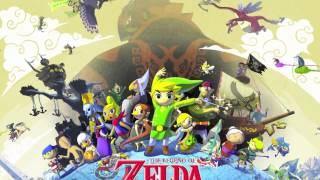 The Legend of Zelda - Wind Waker HD Music: Dragon Roost Island