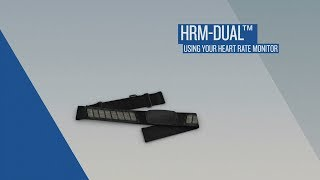 HRM-Dual: Using Your Heart Rate Monitor