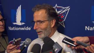 Tortorella on 500th win: I'm trying to enjoy it more