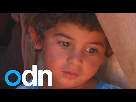 Syria crisis: four million refugees and counting