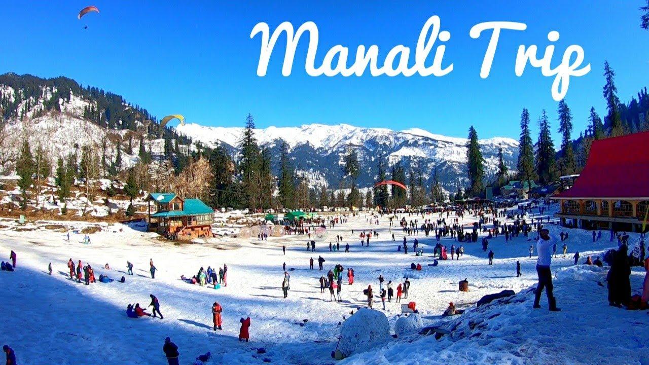 Manali Trip Story | Manali Tour Video in Hindi | Manali Tourist Places | My Manali Vlog
