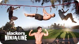 Testing the Slackers Ninja Line | UC Santa Barbara