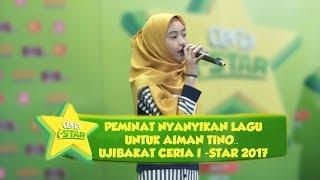 Download Peminat nyanyikan lagu untuk Aiman Tino.. ujibakat Ceria i -Star 2017 [Brunei] #ceriaistar MP3 song and Music Video