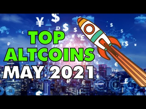 TOP 5 Best Altcoins Set To EXPLODE In May 2021