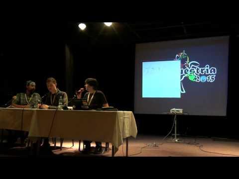 The Overmare Studios panel