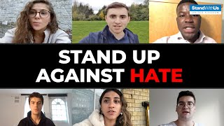 Stand up against hate - All British Universities must adopt IHRA