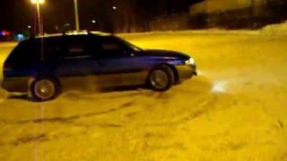 Subaru Legacy 1998 wagon 4wd .AVI