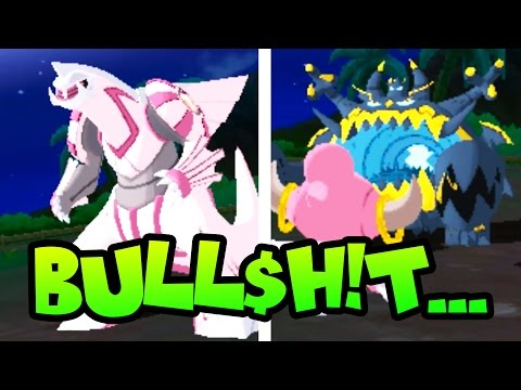 "Pokémon Sun Randomizer Nuzlocke ""BULLSHIT."" EP 8 Pokémon Sun and Moon Randomizer!"