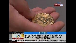 BT: IT Analyst na gumamit ng Bitcoin sa halagang P2k, kumita ng libu-libong piso