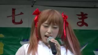 福生市出身の白幡いちほさん率いるアイドルグループ最終未来兵器mofuの...