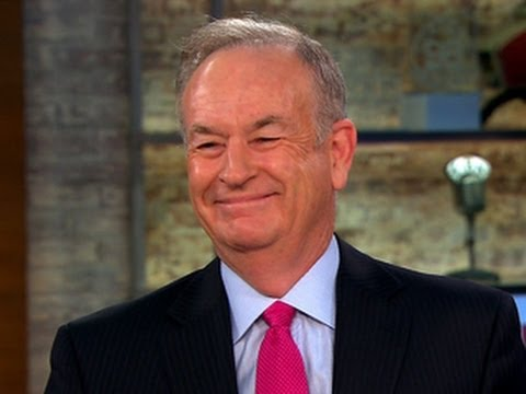 """Bill O'Reilly: I'm the only """"watchdog"""" in TV news"""