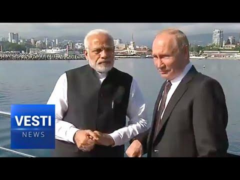 Putin, Modi Agree оn Spheres of Influence in SE Asia