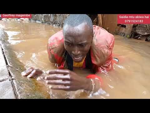 Mud to carwash.. Geoffrey magembe Mkisii ni mkisii tu