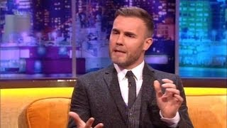 """Gary Barlow"" On The Jonathan Ross Show Series 5 Ep 7 23 November 2013 Part 1/5"