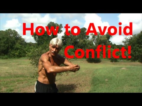 How to Avoid Conflict!