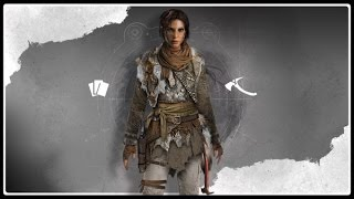 WILDERNESS SURVIVOR DLC OUTFIT - Rise of the Tomb Raider