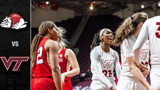 Gardner-webb vs virginia tech: the hokies ended non-conference play with a 73-39 victory over gardner-webb. tech defense held to j...