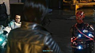 Spider-Man PS4 Turf Wars DLC - Ending & Secret Ending (spiderman 2018) PS4 Pro DLC #2