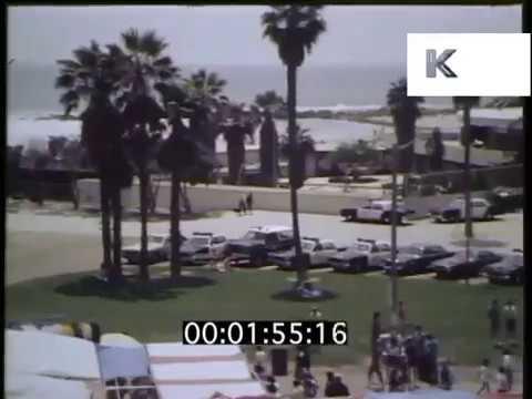 1980s Venice Beach, Los Angeles