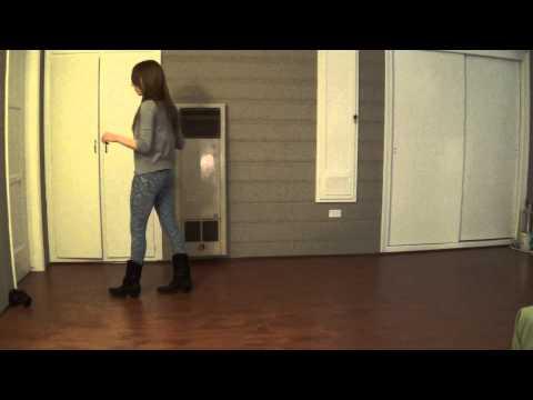 Redneck Angel (Line Dance) - Demo & Teach