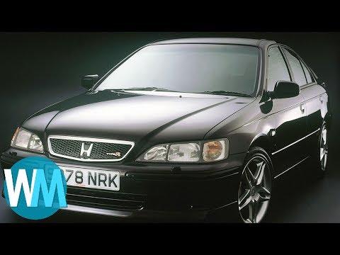 Top 10 Most Stolen Cars