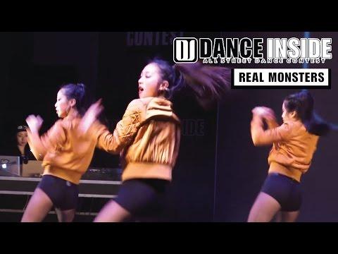 [Street Dance] REAL MONSTERS @Dance Inside Vol 5
