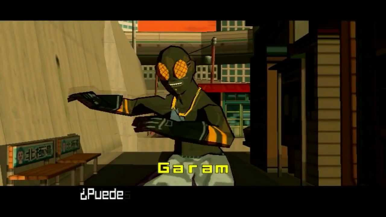 Dreamcast Games Jet Set Radio Walkthrough Garam El Troll Youtube
