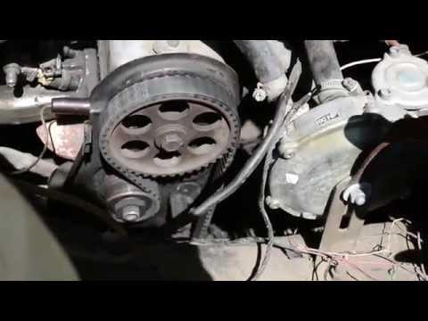 Как заменить пробку в блоке не снимая двигателя в ВАЗ  21099