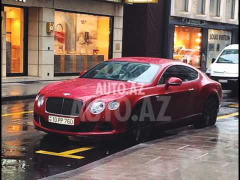 World Cars - Azerbaijan 2015