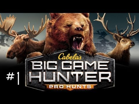 Cabela's Big Game Hunter: Pro Hunts W/ Kootra Ep. 1