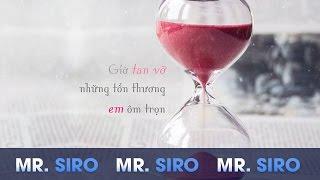 Thời Hạn Của Tình Yêu (Lyrics video) - Mr. Siro ft Phan Thiên Ngân