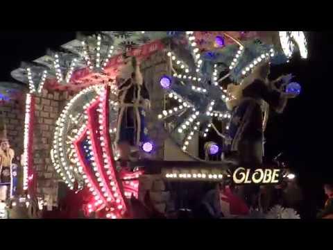 Globe CC White Magic Bridgwater Carnival 2017
