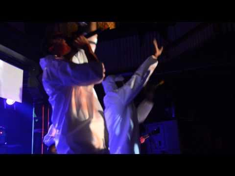 Galactic with Corey Glover at Tipitina's - Halloween 2012 10.31.12