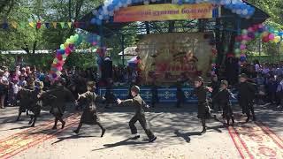 Танец «Мир без Войны» Танцевальная Студия АйЖан