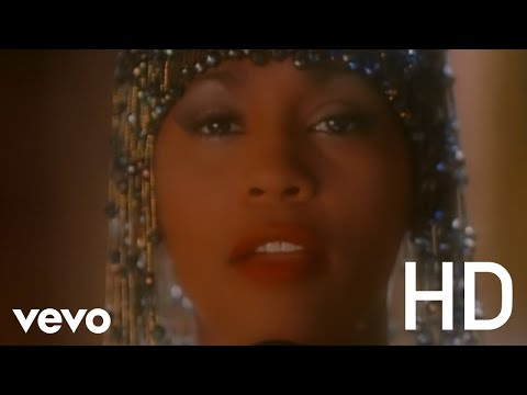Whitney Houston - I Have Nothing (Official HD Video)