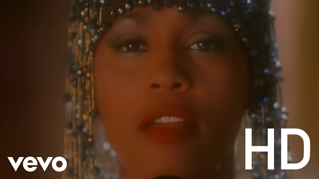 Whitney Houston - I Have Nothing (Official Music Video) #1