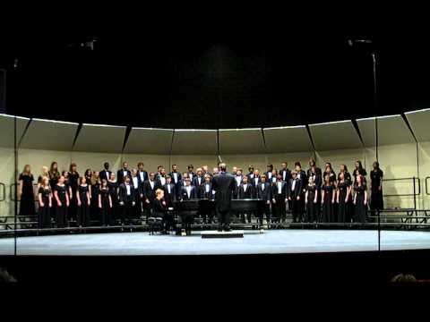 My Love Is Like a Red Red Rose - Coronado High School Concert Choir