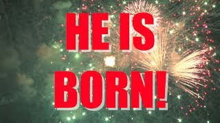 He Is Born - preview