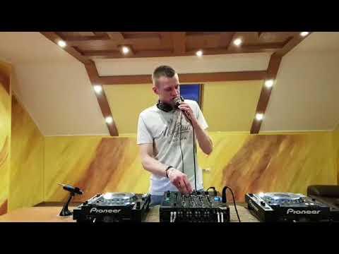 Dj Killer & OLAFvanCRAZYofficial & Niebieski Live Mix 😉 Niedzielne granie na spontanie 😊😈
