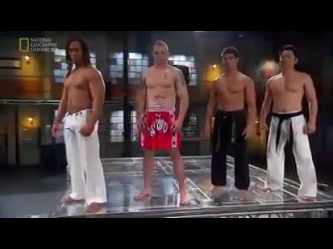 Qual e o chute mais forte? Karatê,Capoeira,MMA,Taekwondo.