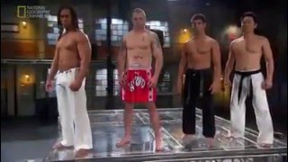 Qual e o chute mais forte? Karatê,Capoeira,MMA,Taekwondo. thumbnail