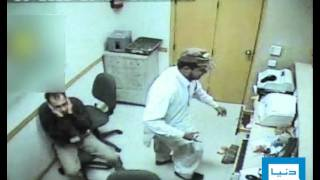 Dunya TV-13-12-2011-Karachi Bank Dacoity CCTV Footage