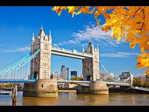 London ASMR - Tower Bridge 🍁 🍂