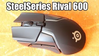 Steelseries Rival 600 Mouse Review - For Serious Gaming Only!