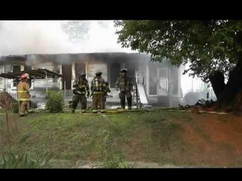 1500 Block Ford, House Fire, Shreveport, LA.