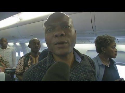 République du congo, ÉCAir : Les clients apprécient la reprise des vols
