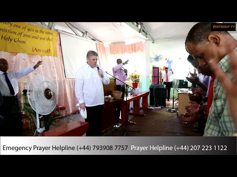 Mission Seychelles Evangelist Pastor David Nurse