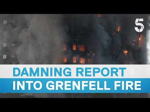 Grenfell Tower: New consultation into ban on flammable cladding – 5 News